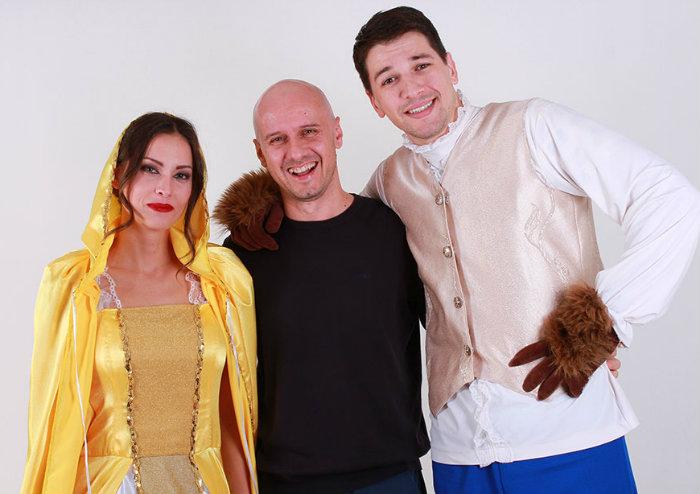 Mirka, Igor, Viktor
