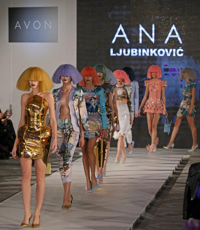 Revija Ane Ljubinkovic