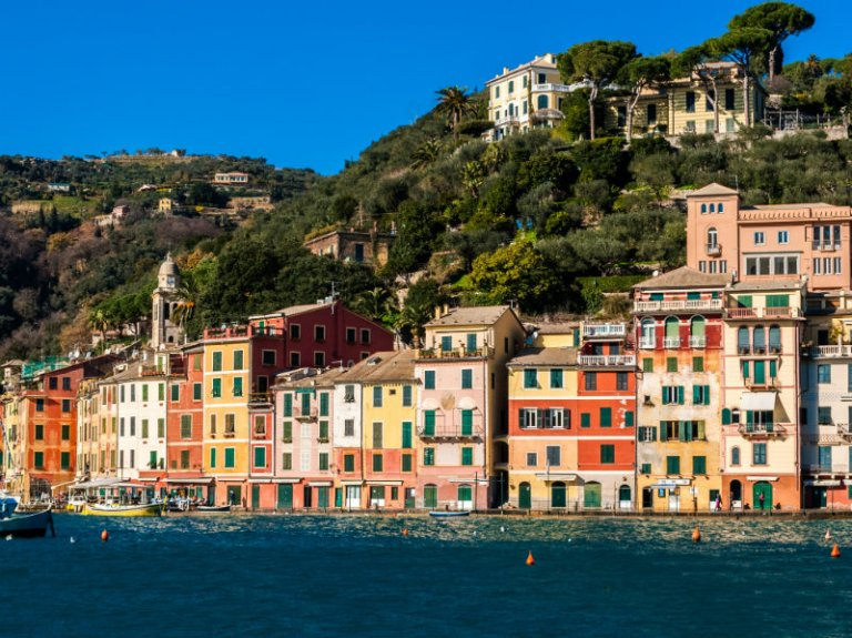 Genova – an eclectic and picturesque port