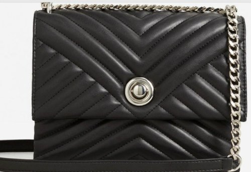chain quilted bag 5490 mng