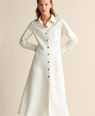 16 SHIRT DRESS 10990