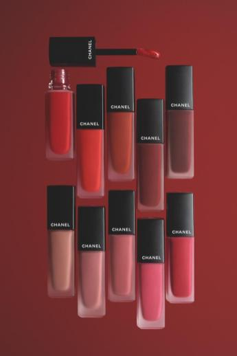 chanel Rouge Allure Ink Fusion cover