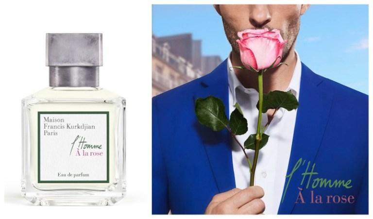 MAISON FRANCIS KURKDJIAN - L'HOMME A LA ROSE parfem