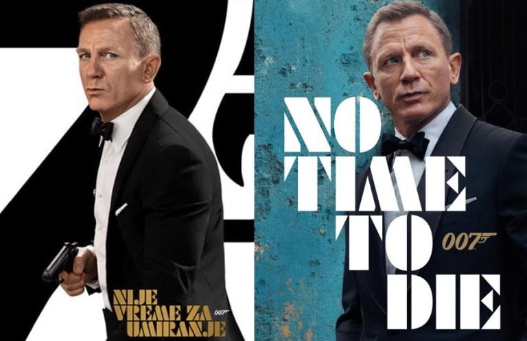 nije vreme za umiranje film bond 007