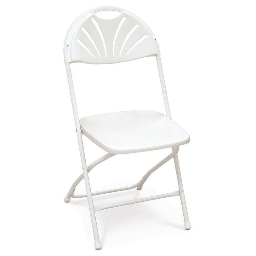 Stackable Folding Chairs White Stackable Folding Chair 51050fb Foldingchairs4less