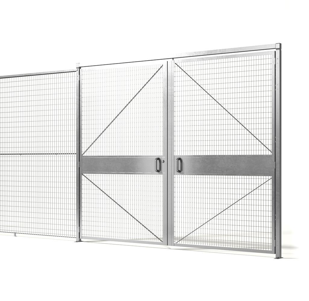 Qwik Fence Partitions