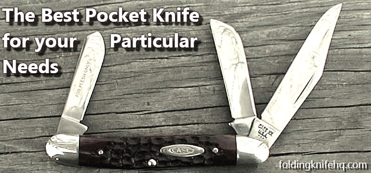 best pocket knife featured