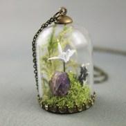 origami_crane_pendant_terrarium_necklace_paper_anniversary_gift_origami_jewelry_gemstone_necklace_1