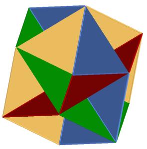 Skeletal Cuboctahedron