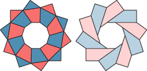 Swirl 10: Square From Rectangle