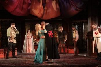 The company of Othello. Photo by Carol Pratt.
