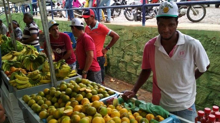 Chapada: Agricultores Familiares movimentam Feira Agroecológica em Wagner-BA