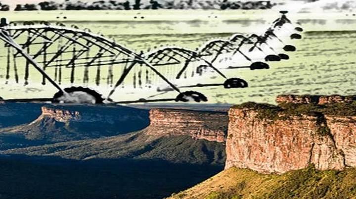 Impactos Ambientais da Irrigação sobre o Meio Ambiente na Chapada Diamantina – Conflitos pelo uso da água na Bacia Hidrográfica do Rio Paraguaçu