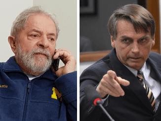 Lula, Bolsonaro