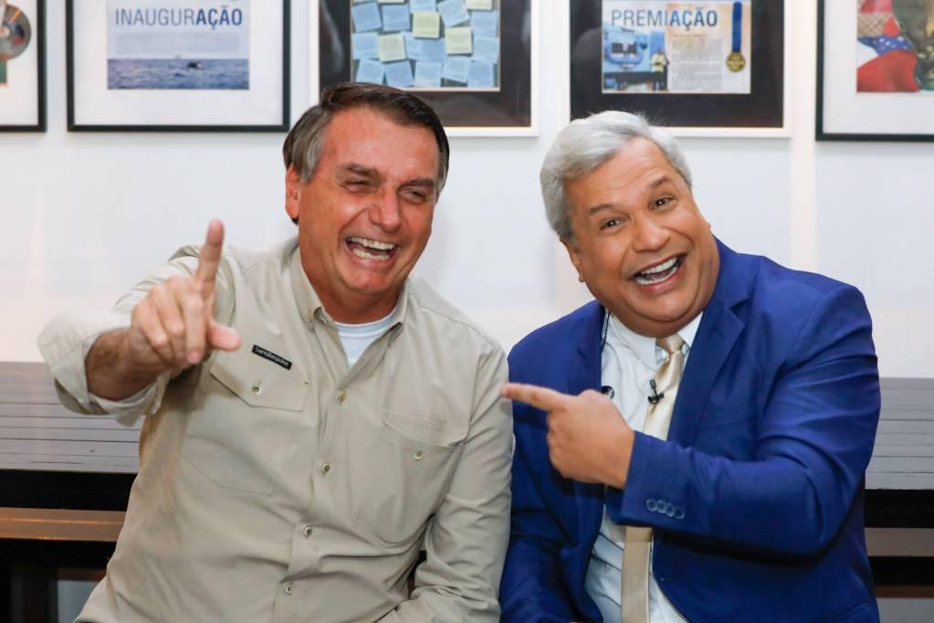 Bolsonaro e Sikera