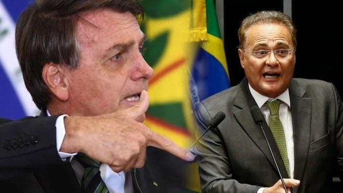 Bolsonaro Renan