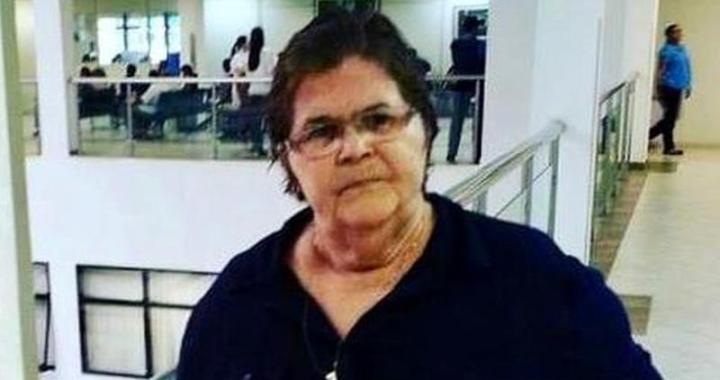 A advogada aposentada Maria Lúcia Pismel de Paula tinha 75 anos e morreu em decorrência da Covid-19 — Foto: Arquivo da família