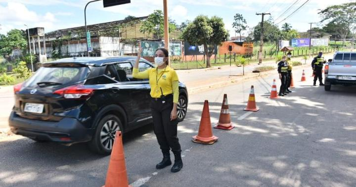 Barreira de fiscalização integrada de trânsito (Fotos Fagner Delgado) (4) (Copy)