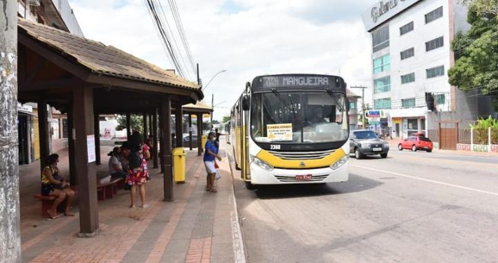 Transporte Coletivo no rodízio de veículos (Fotos Fagner Delgado) (1) (Copy)