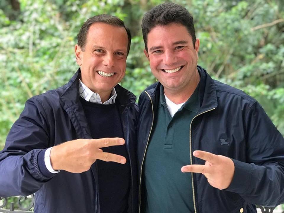 GC e João Dória - SP
