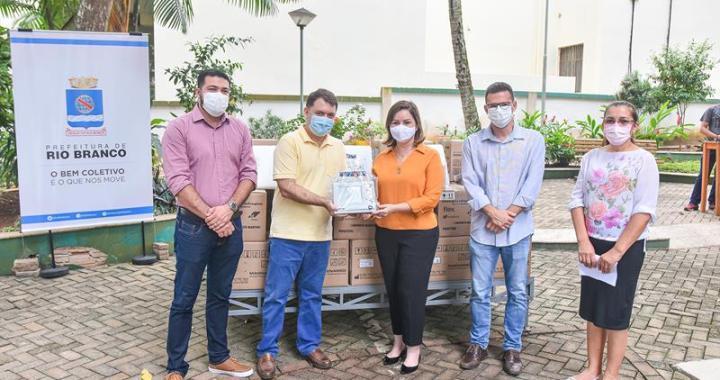 _ Prefeitura realiza doação de 68 respiradores de transporte ao estado do Acre (Fotos Fagner Delgado) (1) (Copy)