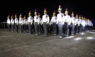 formação de oficiais