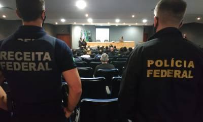 Operação Enterprise é deflagrada pela Polícia Federal e Receita Federal em todo país