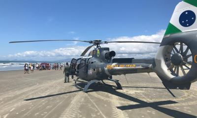 Corpo de Bombeiros registra a segunda morte por afogamento na Operação Verão Consciente