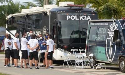 Polícia Civil e TJPR realizam atendimento integrado no litoral