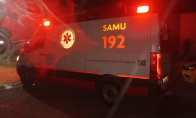 Brendo Santos Modesto foi alvejado por vários disparos de arma de fogo, na frente da casa onde estava, no Parque São João