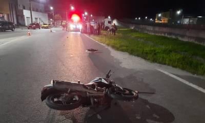 Embriagado: Teste do bafômetro de motorista envolvido em acidente que terminou com motociclista morta foi positivo