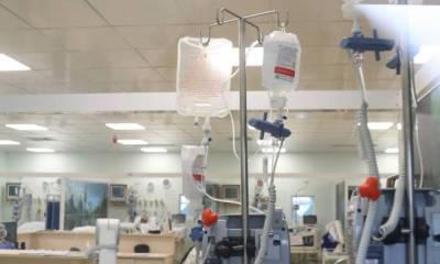 Há apenas um leito livre na UTI da Ala Covid-19 do Hospital Regional