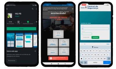 Botão do Pânico será estendido para versão digital em Paranaguá