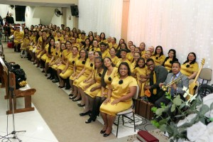 AD Belém do Padroeira 1 celebra  Jubileu de Ouro do Círculo de Oração