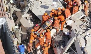 Igrejas se unem para dar apoio a famílias, após desabamento de prédio em Fortaleza