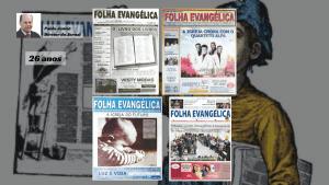 O nosso Jornal completa 26 anos de circulação