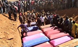 Extremistas incendeiam igreja, casa de pastor e matam dezenas em ataques na Nigéria