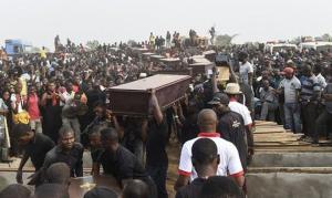 Massacre de cristãos na Nigéria é comparado a genocídio em relatório do Reino Unido