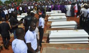 Mais de 250 cristãos foram assassinados em três países africanos, no mês de julho