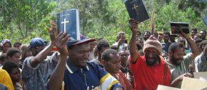 Papua-Nova Guiné declara o país oficialmente cristão