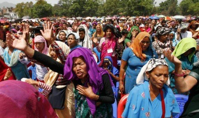 Cristãos no Nepal