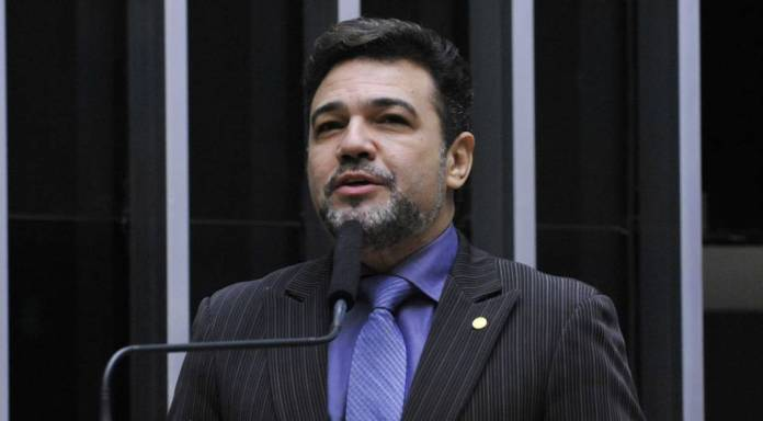 Deputado Federal e pastor Marco Feliciano