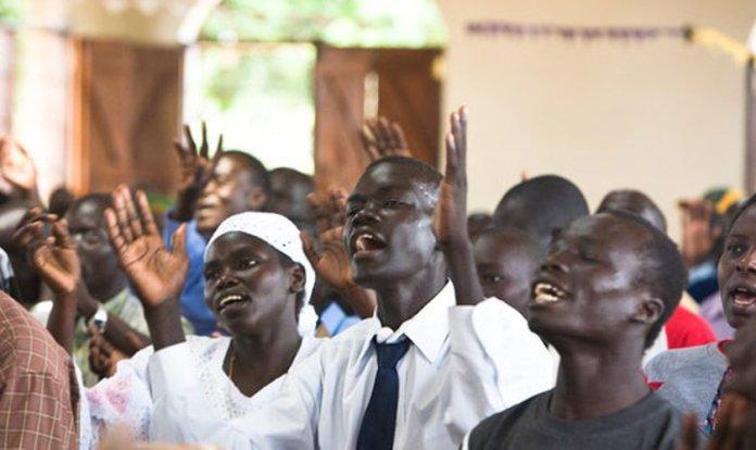 Cristãos no Sudão