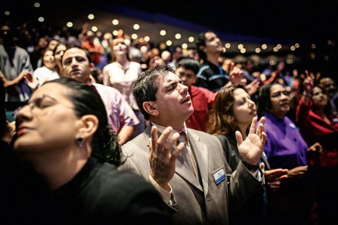 Culto pentecostal