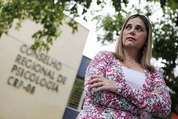 Marisa Lobo, psicóloga evangélica