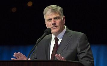 Franklin Graham - evangelista norte americano