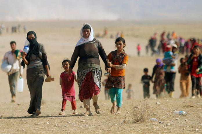 Refugiados da Síria