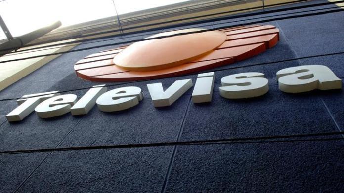 Rede de TV Televisa, na cidade de Guadalajara, no México.