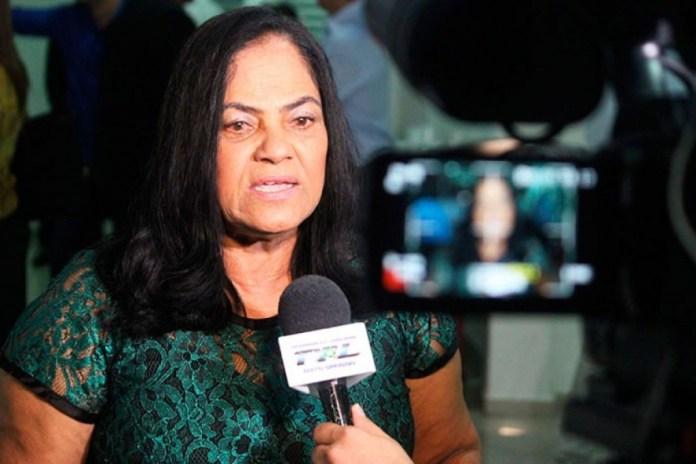 Vereadora de Guarantã do Norte, a 771 km de Cuiabá, Edileusa Oliveira Ribeiro (PTC),