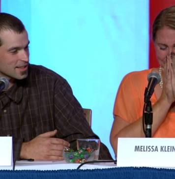 Aaron e Melissa Klein, casal de confeiteiros cristãos